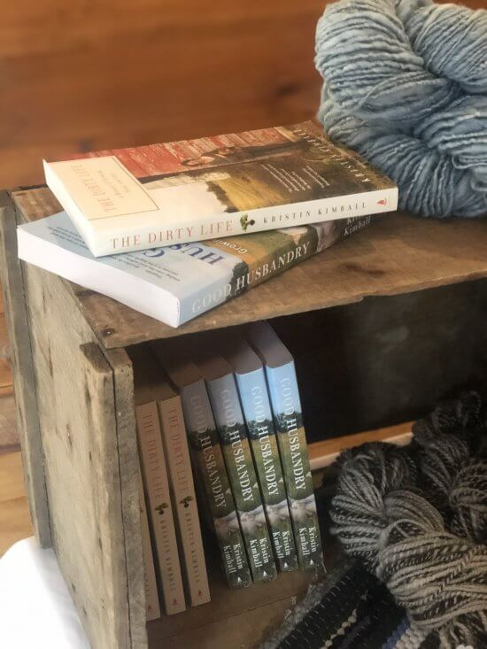 Books Written by Kristin Kimball