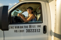 The Hub on the Hill Launches Fundraising Campaign for New Vehicles to Deliver Emergency Food Packages