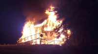 Fire Destroys Whallonsburg Home: GoFundMe Started to Help Family