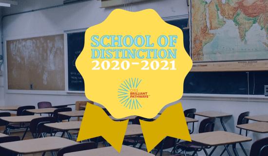 CFES Brilliant Pathways School of Distinction