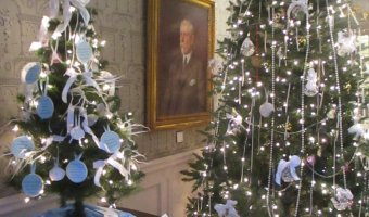Ticonderoga Historical Society's Festival of Trees