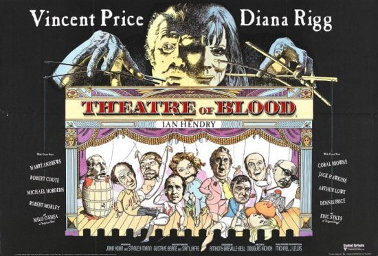 Theatre of Blood (flyer)