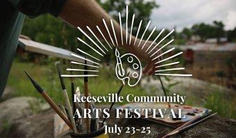 2021 Keeseville Community Arts Festival