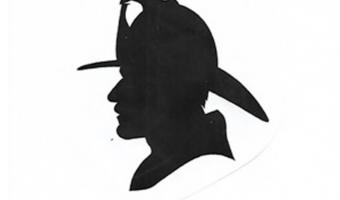 Fireman-silhouette
