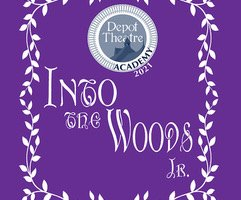 Into the Woods Jr - logo