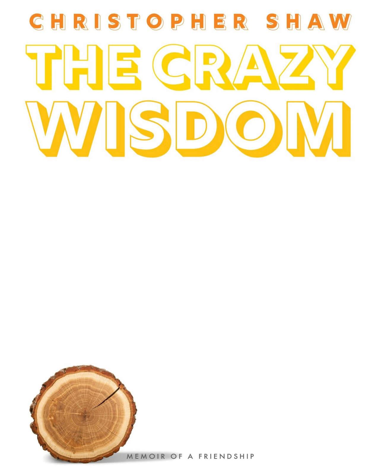 The Crazy Wisdom (book cover)