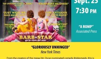 Barb & Star Go To Vista Del Mar Flyer